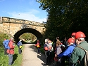 The Peak Ranger guided walk along the Monsal Trail
