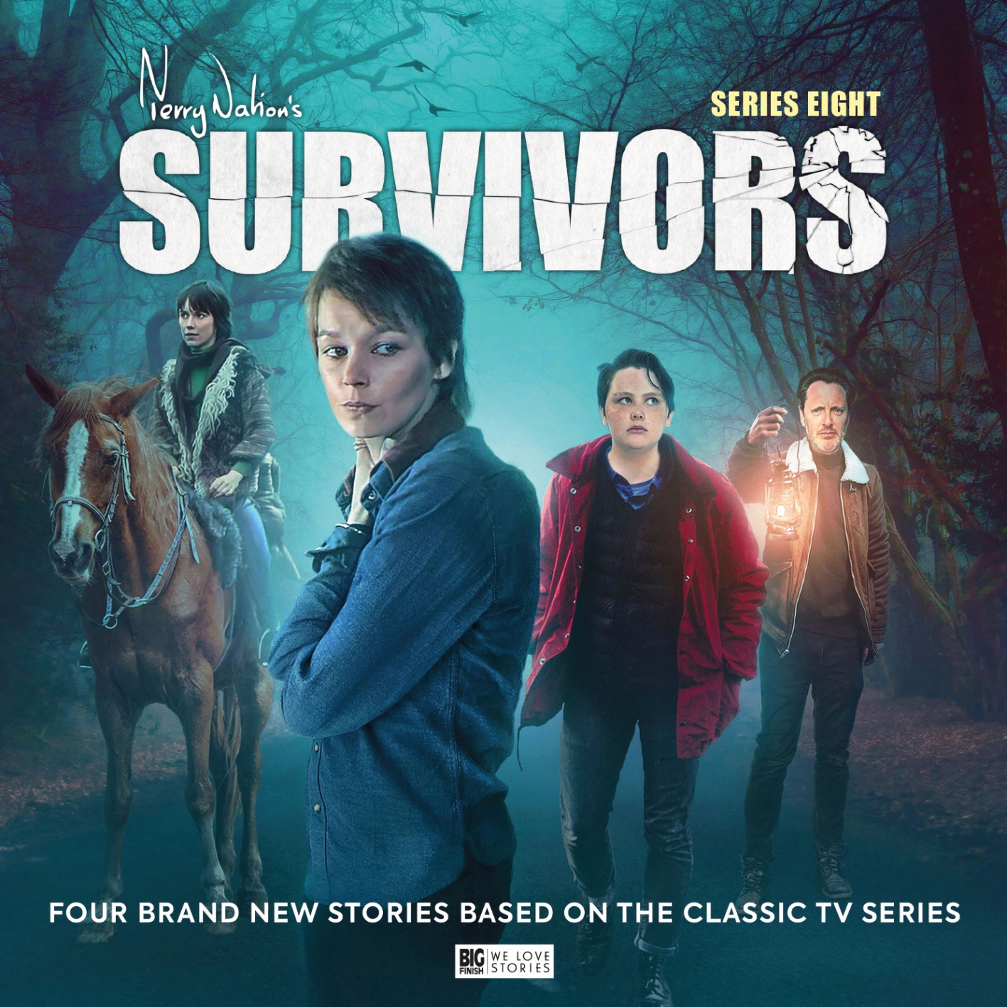 Episode image for Survivors 8:1 Bandit Train