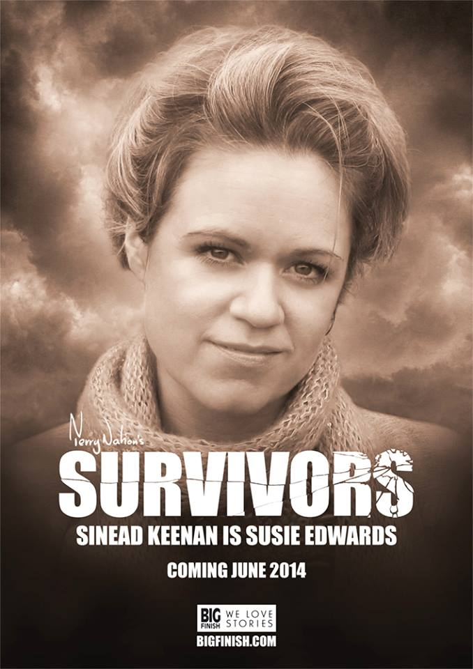 Big Finish - Survivors - series one: Sinead Keenan