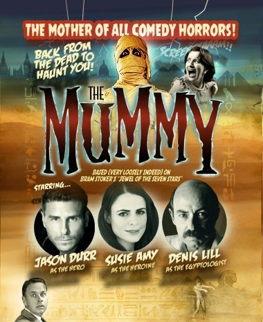 Denis Lill - The Mummy