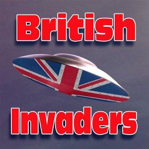 British Invaders - podcasts