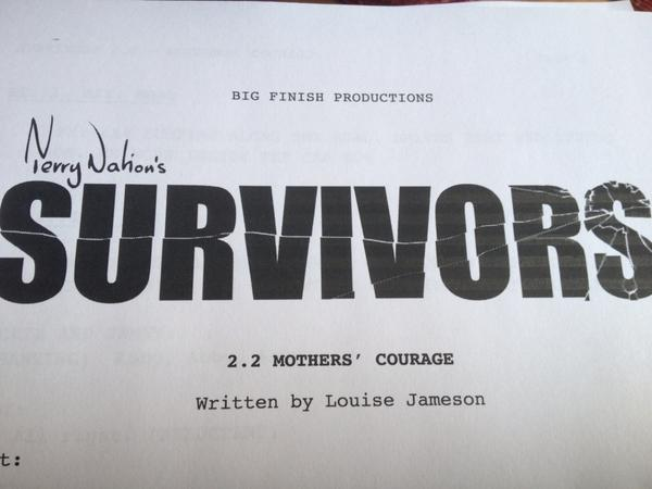 Louise Jameson - Mothers' Courage - Survivors - Big Finish  - 2.2