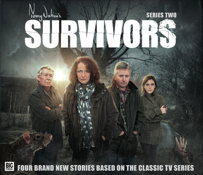 Big Finish - Survivors series two - front cover