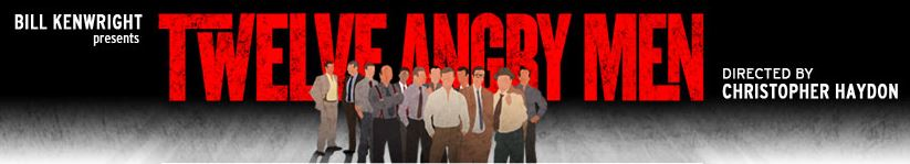 Twelve Angry Men - theatrical tour - 2015