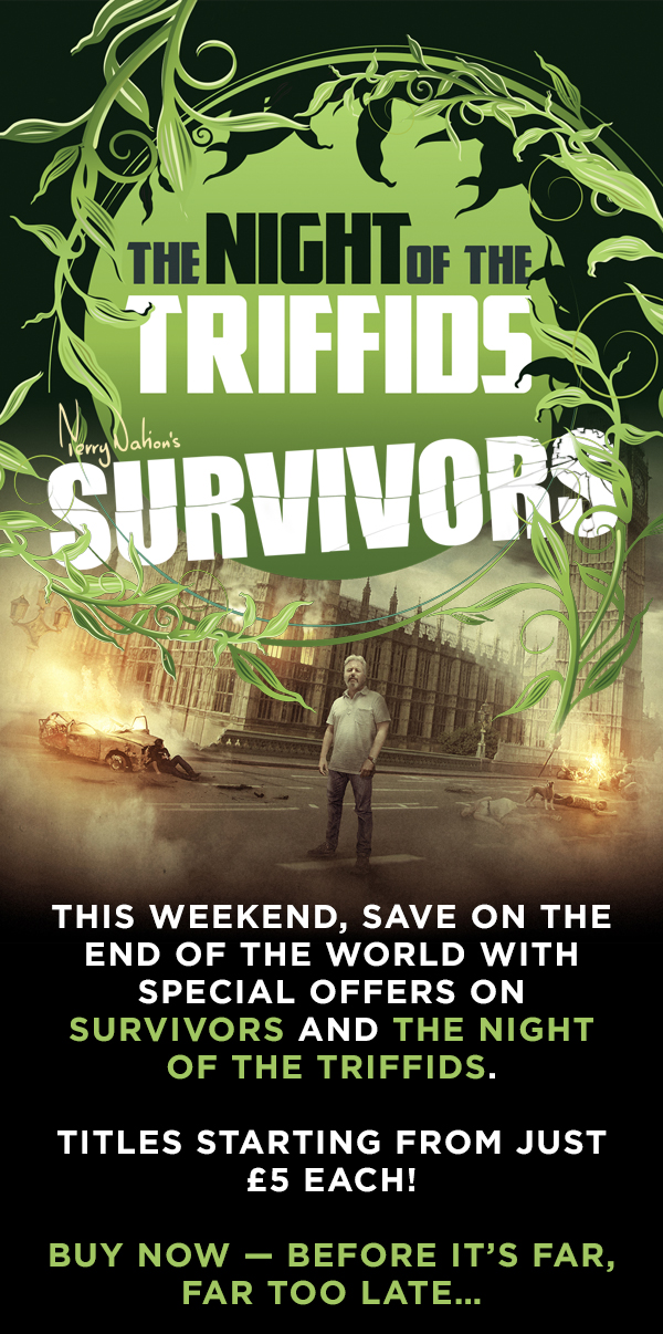 Survivors - Big Finish - End of the World weekend