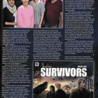 Survivors - series five - preview - Starburst - 430 - November 2016 - p61