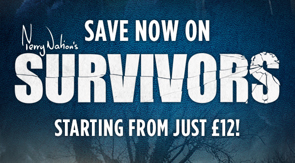 Survivors - offers from Big Finish - November 2016