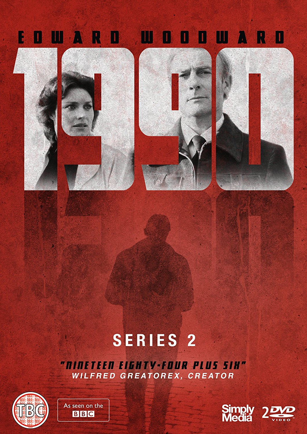 1990 - Series 2 - DVD cover