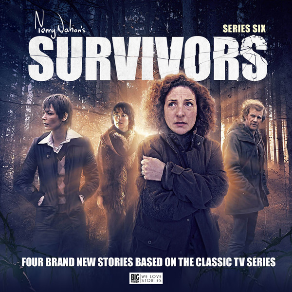 Survivors - Big Finish - series six - slipcase