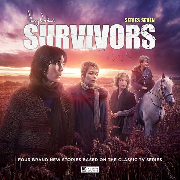Big Finish - Survivors - series seven - cover